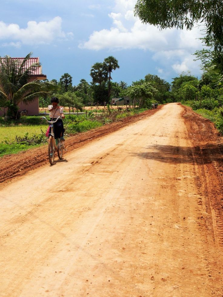 Cambodge, Kep & Kampot: poivre, rizières, terre rouge... – Smiling and traveling