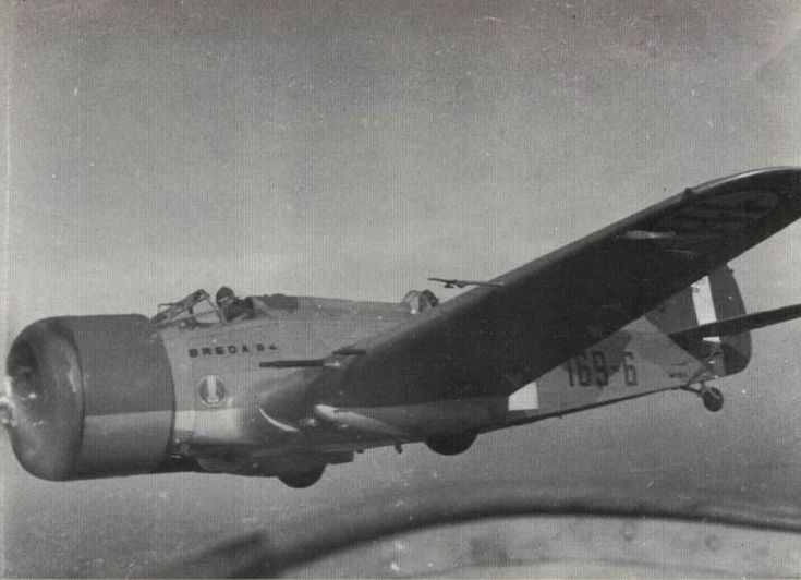 The Breda Ba.64 was an Italian single-engine ground-attack aircraft used by the Regia Aeronautica during the 1930s. Designed by Antonio Parano and Giuseppe Panzeri, it saw limited service in two units from 1936, together with the contemporary Caproni A.P.1. It was retired from active service in 1939, replaced by the more powerful derivative, the Ba.65