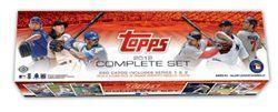 2012 Topps Baseball Cards Factory Set Hobby Edition -661 Cards Including Bryce Harper and Yu Darvish Rookie Cards ! by 2012 Topps Baseball. $67.95. 2012 Topps Baseball Cards Factory Set (Hobby Edition) - Complete Set Series 1&2 Plus 5 Rare Orange Bordered Parallel Insert Cards only found in these sets !!