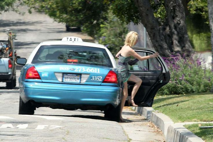 Caught in the Act: Best Celebrity Walk of Shame Pics