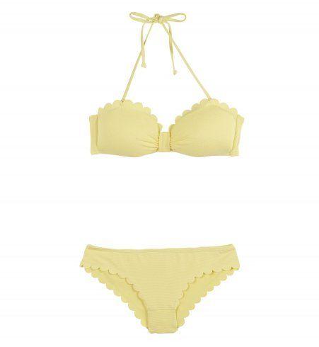 Maillot de bain 2016 : un bikini Camaïeu