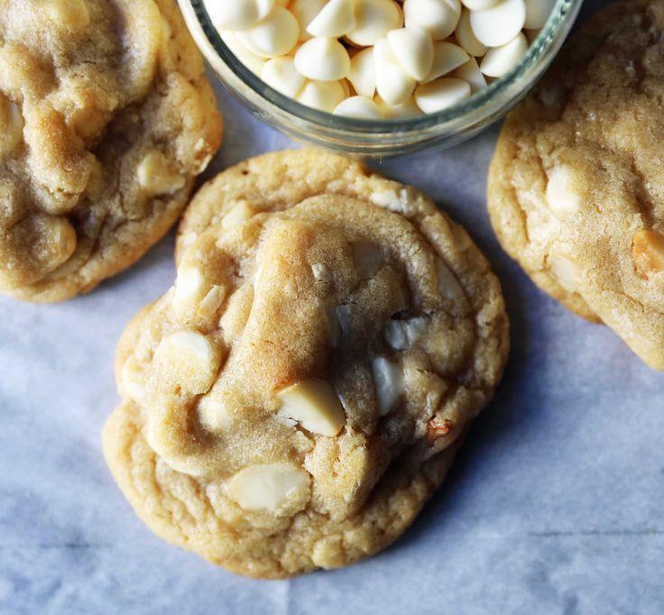 White Chocolate Macadamia Nut Cookies White Chocolate Macadamia Nut Cookies Macadamia Nut Cookies Chocolate Macadamia Nuts