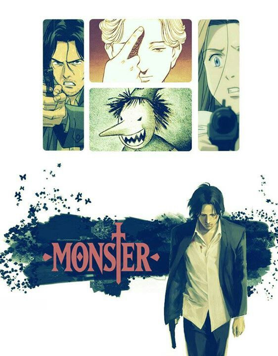 Resultado de imagem para monster manga