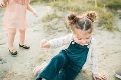 Velveteen Elodie embesslished overalls // toddler girl Christmas outfits // toddler girl holiday outfits // luxury toddler clothing