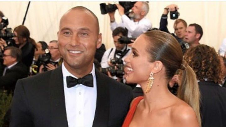 Model Hannah Davis & Baseball Legend Derek Jeter say 'I Do' - http://www.movienewsguide.com/model-hannah-davis-and-baseball-legend-derek-jeter-say-i-do/244725