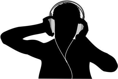 Muziek luisteren vind ik fijn