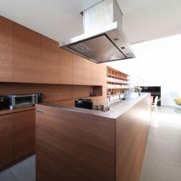 中野島の家の部屋 キッチン