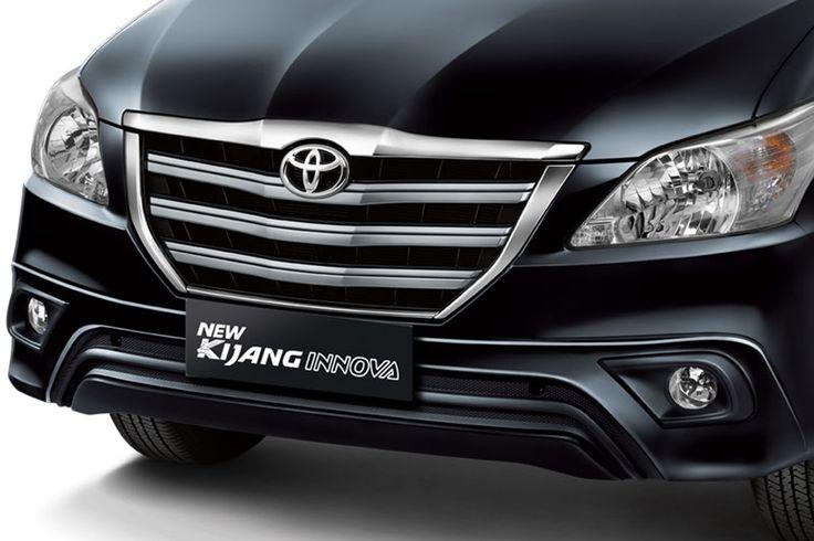 New Kijang Innova G Bensin & Diesel