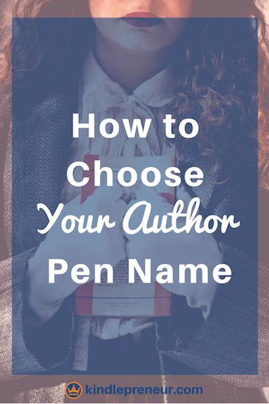 How To Choose A Pen Name | Author Pen Name | Choosing A Pen Name | Pen Name Generator | Pen Name Ideas | Pseudonym Generator | Using A Pen Name For Your Book | Self Publishing Tips | Author | Book Marketing | Indie Author | How To Write A Book | Famous Author Pen Names | Example Pen Names | Book Marketing Tips | Why Use A Pen Name | Pick A Pen Name | Niche Specific Pen Name | Fake Name Generator