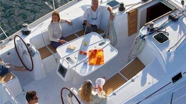 Charter Beneteau Cyclades 50.5 from Rhodes | huur een Beneteau Cyclades 50.5 vanaf Rhodes | Sail in Greece Rhodes | sail-in-greece.net | http://www.zeil-in-griekenland.nl