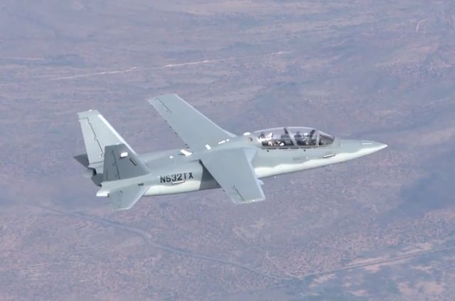 Military and Commercial Technology: Textron's Scorpion Jet: Disruptive Technology, Disruptive Business Model