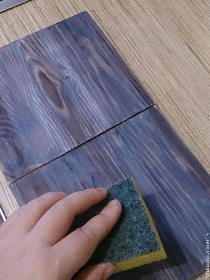 Делаем фото-фон из дерева для съемки украшений - Ярмарка Мастеров - ручная работа, handmade