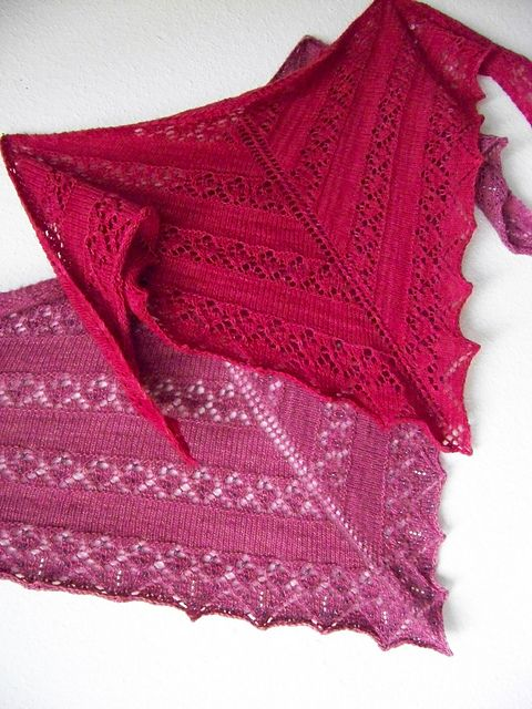 Ravelry: Atropos pattern by melknits