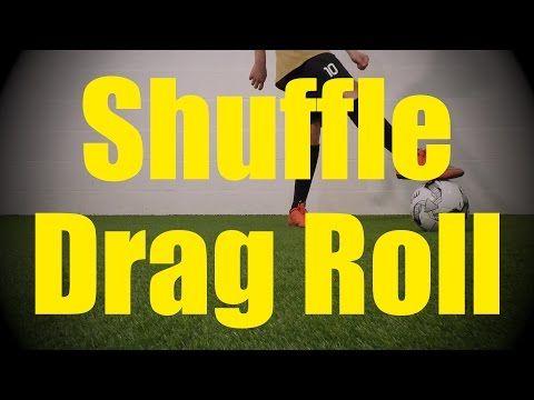 Shuffle Drag Roll - Fast Footwork Drills for U10-U11