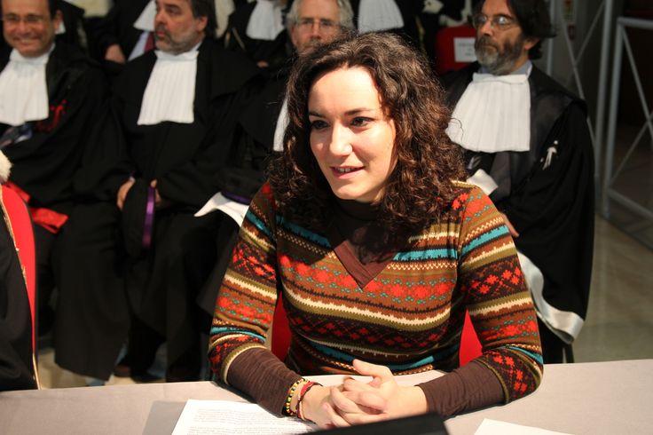 Alice Buosi, Presidente del Consiglio degli Studenti