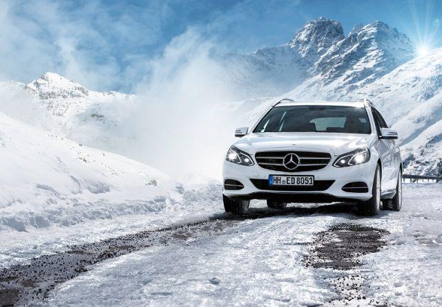 Europeus preocupados com acidentes rodoviários de Inverno