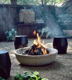 You had me at fire pit.
