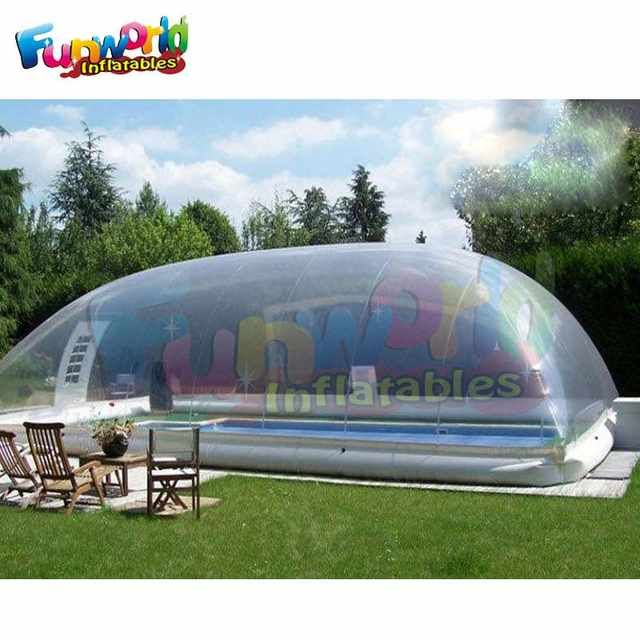 Source Customized Inflatable Swimming Pool Cover Tent Inflatable Pool Dome On M Alibaba Com In 2020 Inflatable Swimming Pool Inflatable Pool Swimming Pools