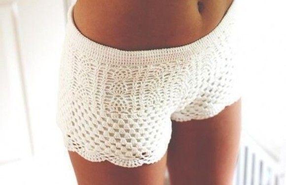 крючком белый летом наряды шорты белые шорты крючком шорты короткие шорты