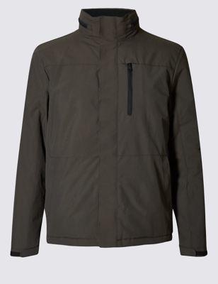 Fleece Lined Jacket with StormwearTM