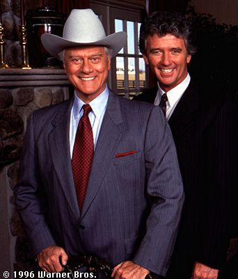 Hagman's best-ever TV stint was as the charming but conniving J. R. Ewing on the nighttime TV serial Dallas, a role he played from 1978 through 1990. Description from anotherrealm.emsportal.info. I searched for this on bing.com/images