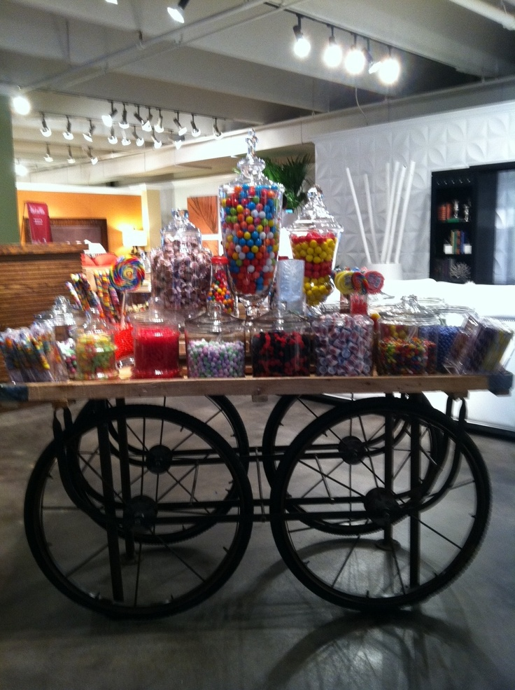 10 best images about our customer candy buffets using our for I furniture home fair
