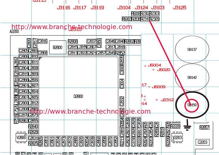solution bouton marche arret de nokia c3 - branche-technologie