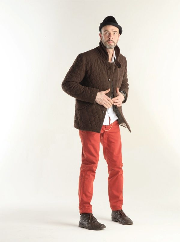 Homecore-Fall-Winter-2012-Collection-Lookbook: Homecor Fall Winter 2012 Pants, Barns Jackets, Men Clothing, Fashion Men, Men Accessories, Menswear Features, Giyim Men, Men Fashion, Men S Accessories