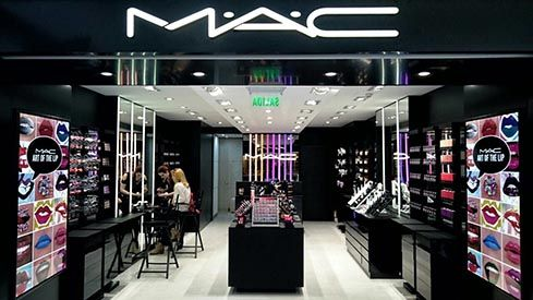 Diseño de locales para cosmética – MAC Patio Bullrich – Estudio Birka