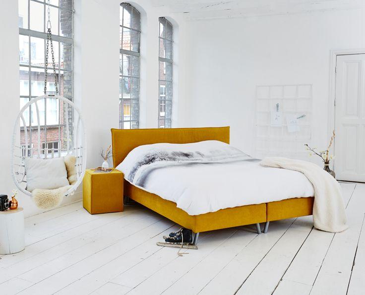 13 best Theo Bot ♥ Swissflex Bed Design images on Pinterest Bed - schlafzimmer mit boxspringbetten schlafkultur und schlafkomfort