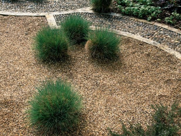Landscaping with gravel and other soft surfacing more for Soft landscaping ideas