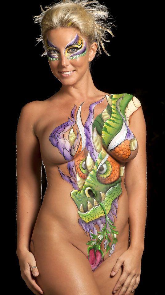 BodyPaint = BodyArt on Pinterest   Body Paint, Body painting and Body ...