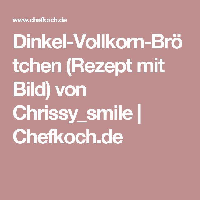 Dinkel-Vollkorn-Brötchen (Rezept mit Bild) von Chrissy_smile | Chefkoch.de