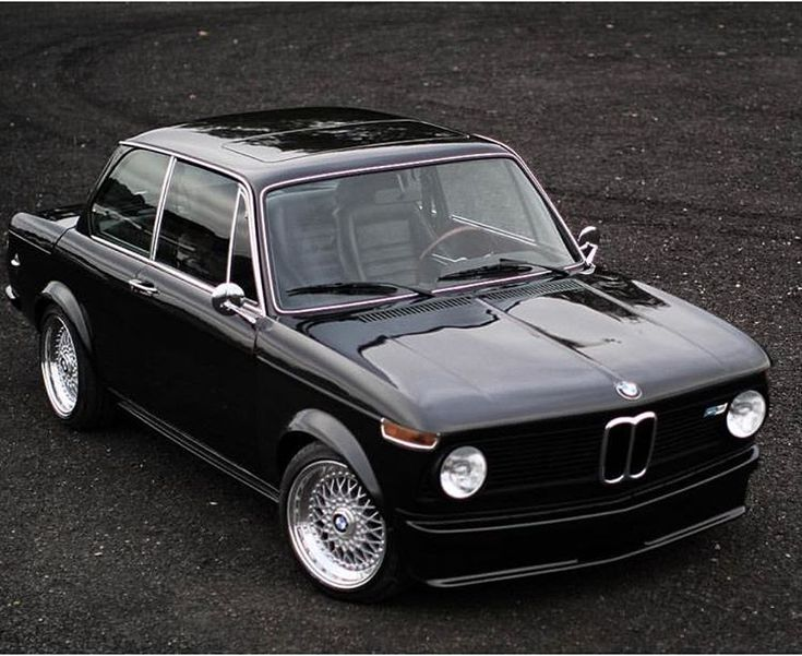 Dark Knight! #2002fanatic #bmw2002 #bmw02 #bimmer #bavarian