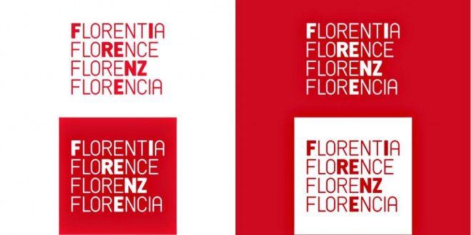 il discutibile logo per il brand della città di Firenze