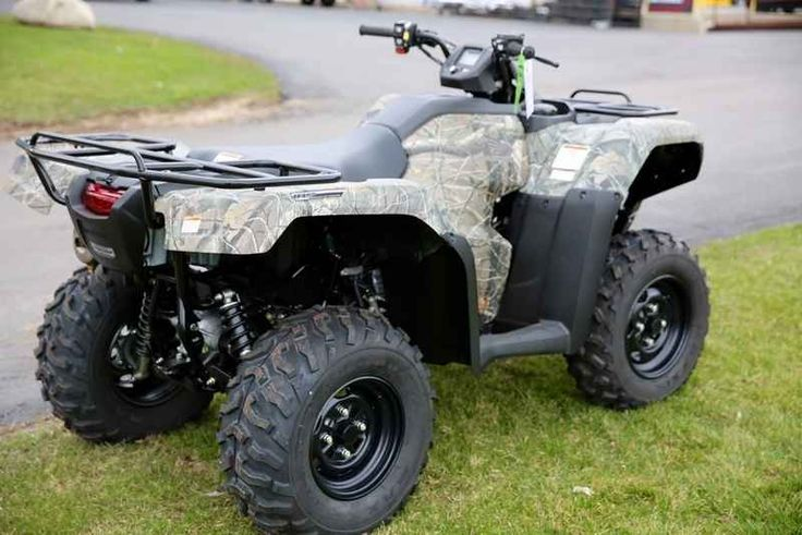 New 2016 Honda FourTrax Rancher 4X4 Automatic DCT IRS E ATVs For Sale in Wisconsin. 2016 Honda FourTrax Rancher 4X4 Automatic DCT IRS EPS Honda Phantom Camo, 2016 Honda® FourTrax® Rancher® 4X4 Automatic DCT IRS EPS Honda Phantom Camo® Choose The Perfect ATV For The Job Or Trail. Every ATV starts with a dream. And where do you dream of riding? Maybe you ll use your ATV for hunting or fishing. Maybe it needs to work hard on the farm, ranch or jobsite. Maybe you want to get out and explore…