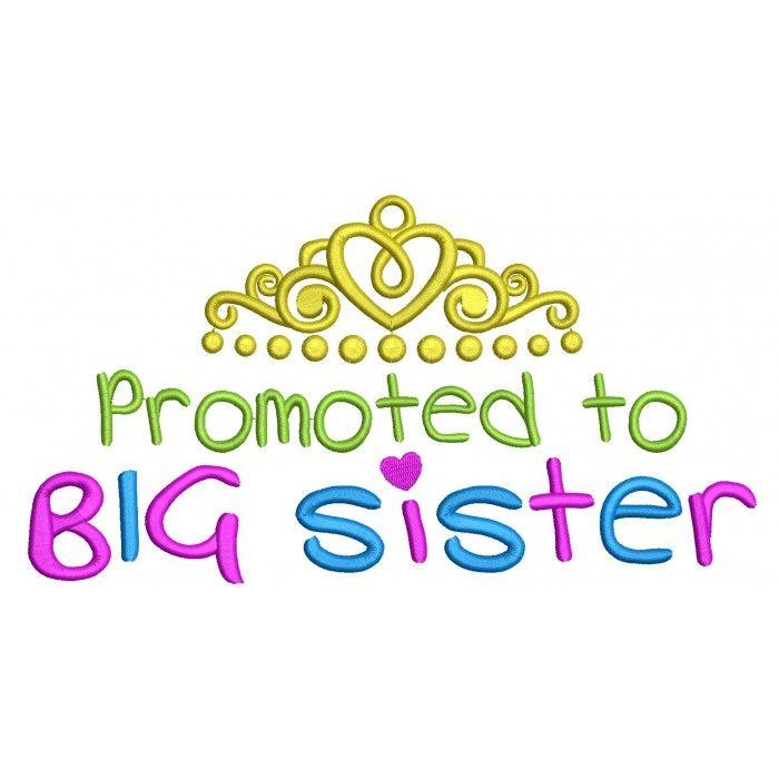 10 besten Big Sister Embroidery Designs Bilder auf Pinterest ...