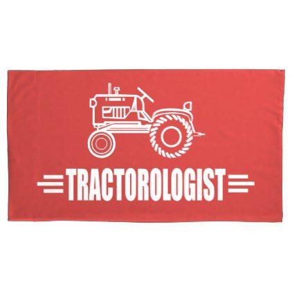 #Tractor Pillowcase - #Pillowcases #Pillowcase #Home #Bed #Bedding #Living