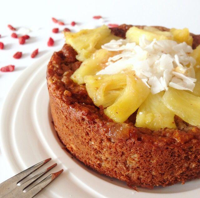 ananas-taartje