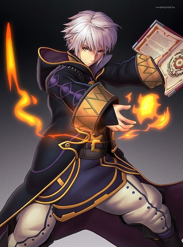 Robin Ultimate Male Photographic Print By Hybridmink Fire Emblem Characters Fire Emblem Heroes Fire Emblem
