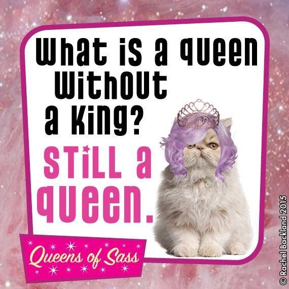BOW DOWN! ✌ #QueensOfSassa