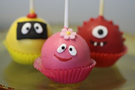 These cake pops may be easier