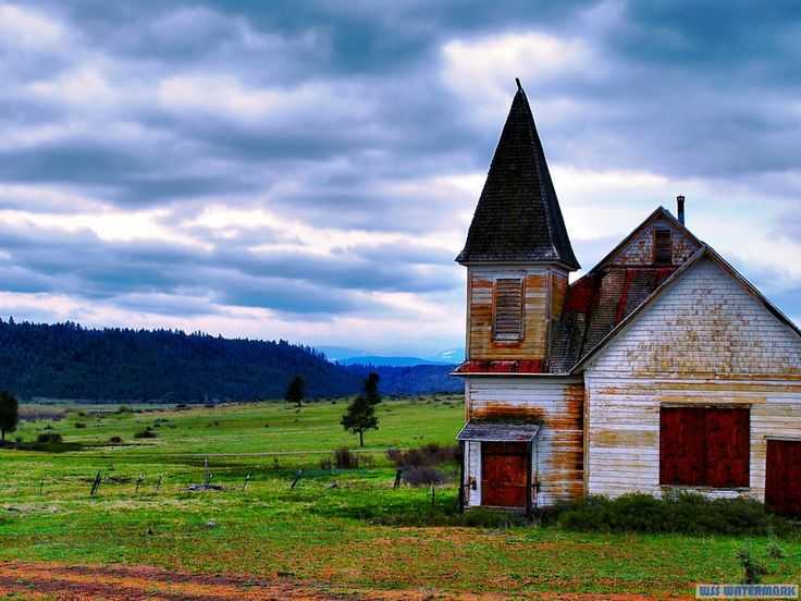 Old Country Churches old country church wallpaper