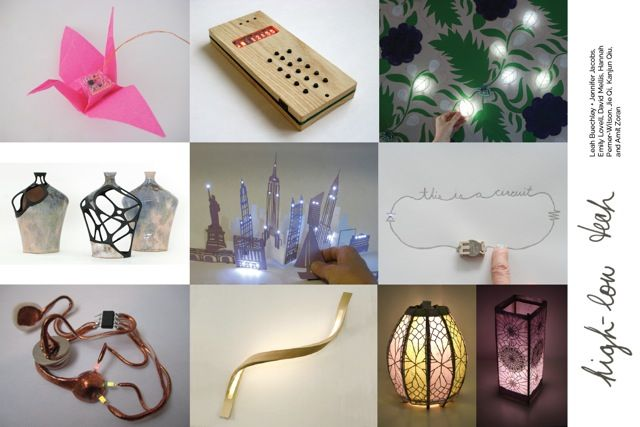 November 5-25, 2014 University of Massachusetts, Lowell, MA Opening reception, November 6th, 3-5pm The University of Massachusetts at Lowell is hosting an exhibition of High-Low Tech's work. The sh...