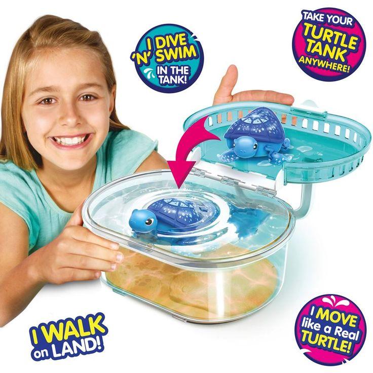 Little Live Pets Lil' Turtle Tank image0 Little live
