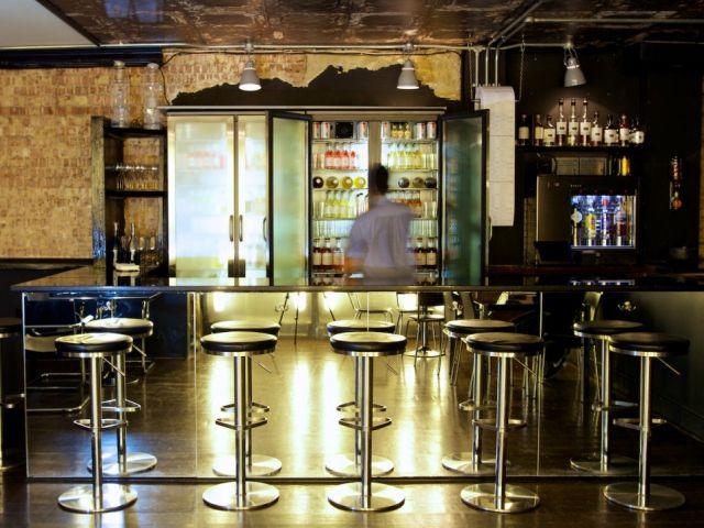White Lyan London, Hoxton. World's Best Bars - Most creative bar.