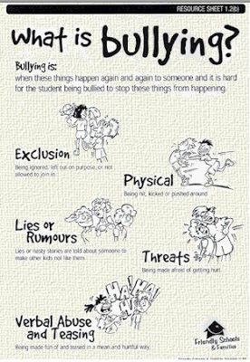 do it yourself divas: How to Start the Discussion About Bullying with Your Child