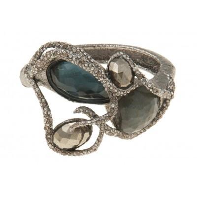 Alexis Bittar Cluster Bracelet.