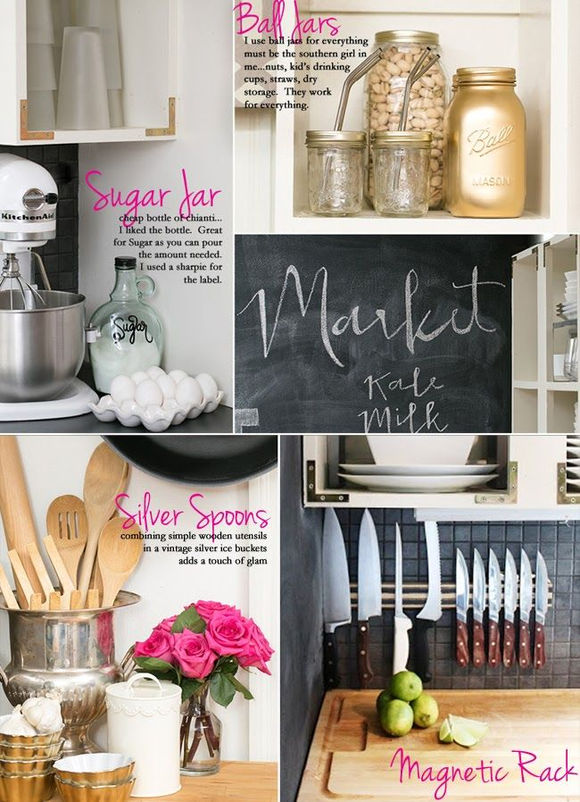 the HUNTED INTERIOR: Stylish Solutions for Kitchen Storage
