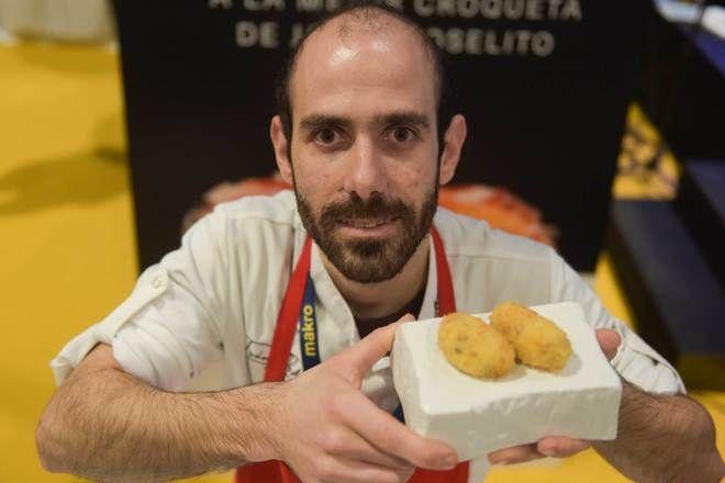 Día Mundial De La Croqueta La De Iván Cerdeño En Toledo Es La Mejor Del Mundo Expansión Recetas De Comida Las Mejores Croquetas Croquetas